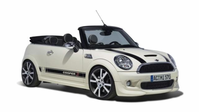 Foto 5: AC Schnitzer Mini Cooper S cabrio