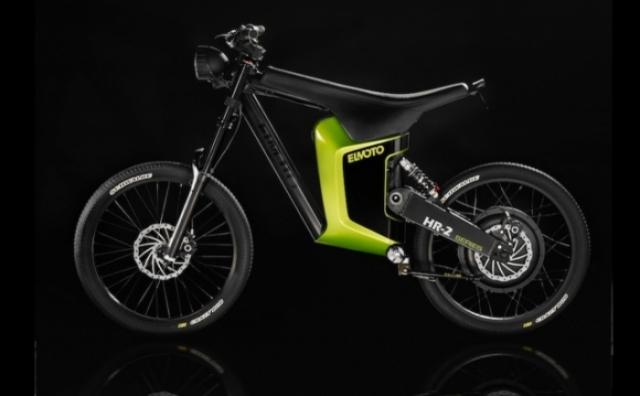 Poza 3: Elmoto: Motoreta electrica