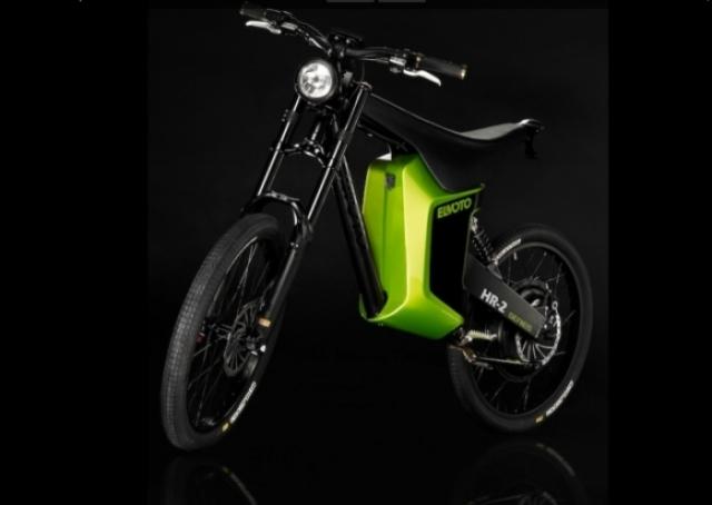 Poza 4: Elmoto: Motoreta electrica
