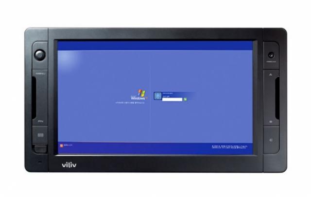 Foto 1: Viliv X70 Mobile Internet Device