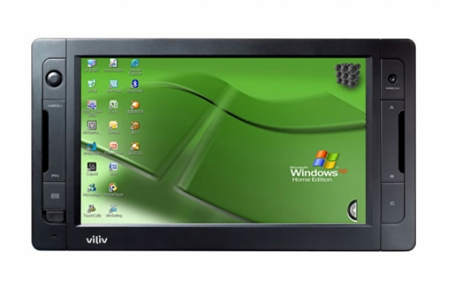 Poza 2: Viliv X70 Mobile Internet Device