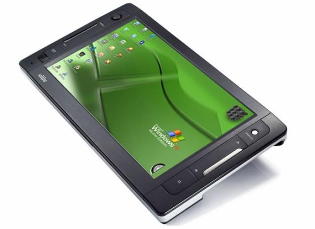 Foto 5: Viliv X70 Mobile Internet Device