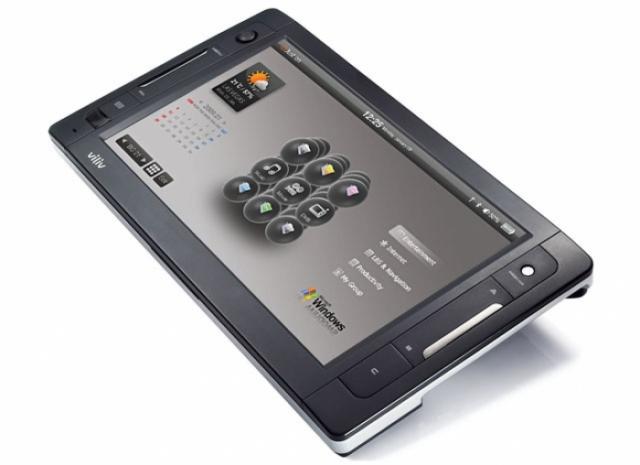 Foto 6: Viliv X70 Mobile Internet Device