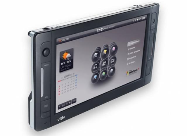 Foto 7: Viliv X70 Mobile Internet Device