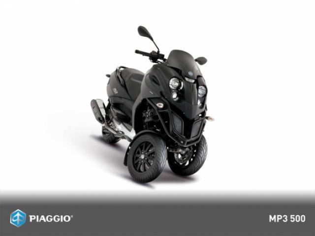 Poza 5: Piaggio MP3 500