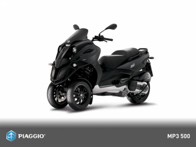 Poza 6: Piaggio MP3 500