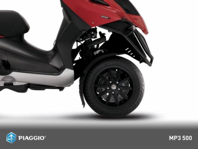 Poza 8: Piaggio MP3 500