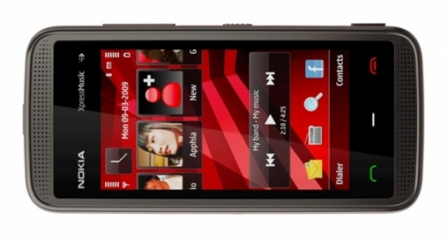 Foto 1: Nokia 5530 XpressMusic