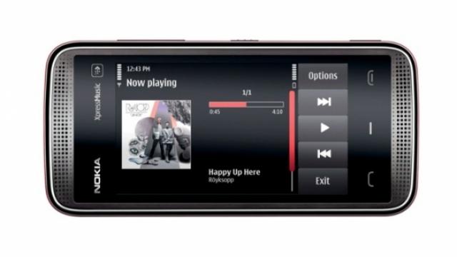 Poza 2: Nokia 5530 XpressMusic