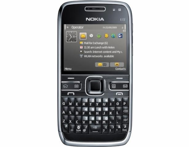 Foto 1: Nokia E72 e oficial