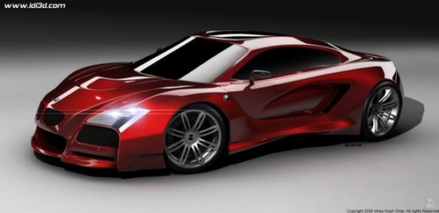 Foto 1: BMW M Concept