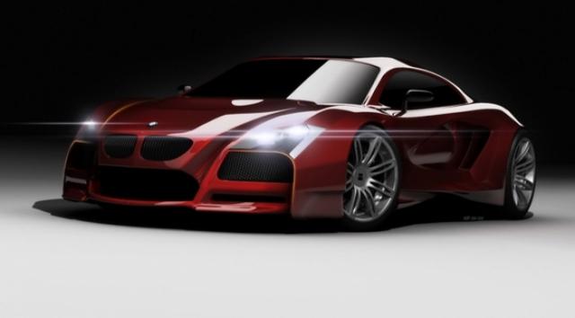 Foto 2: BMW M Concept