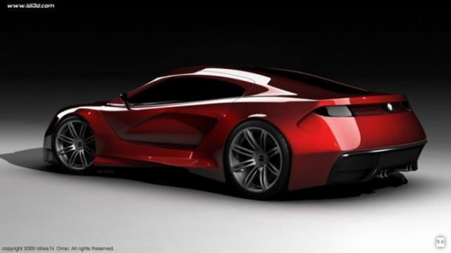 Foto 3: BMW M Concept