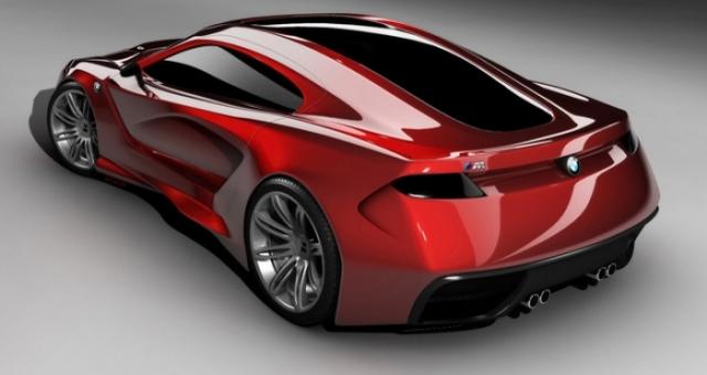 Poza 4: BMW M Concept