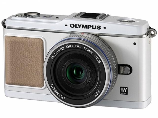 Foto 1: Olympus Pen E-P1