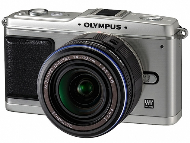 Poza 3: Olympus Pen E-P1