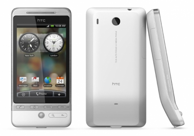 Poza 1: HTC Hero: Flash si Android la bord
