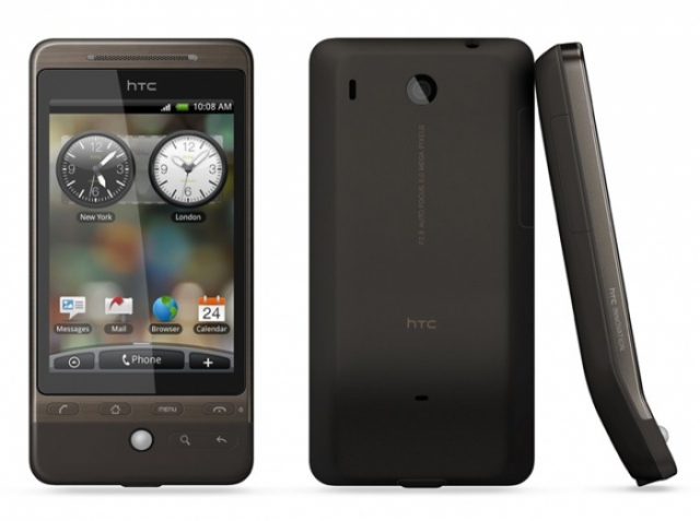 Poza 2: HTC Hero: Flash si Android la bord