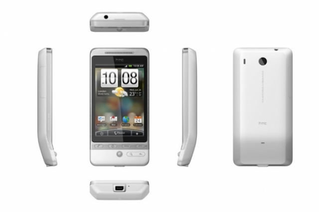 Poza 4: HTC Hero: Flash si Android la bord