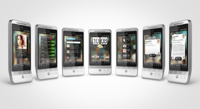 Foto 5: HTC Hero: Flash si Android la bord