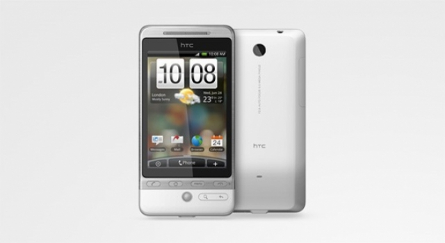 Foto 6: HTC Hero: Flash si Android la bord