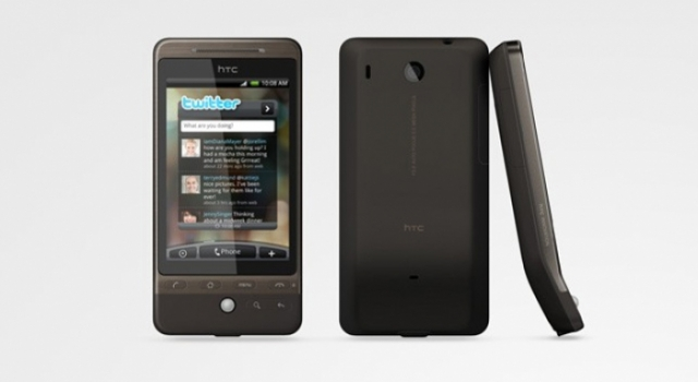 Foto 8: HTC Hero: Flash si Android la bord