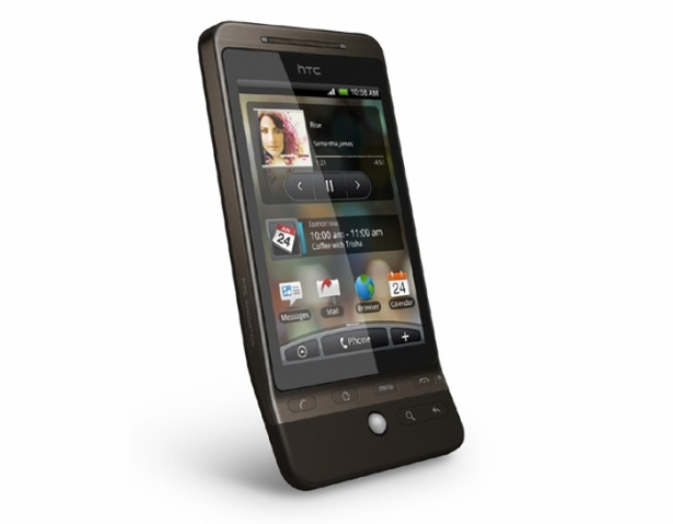 Poza 15: HTC Hero: Flash si Android la bord