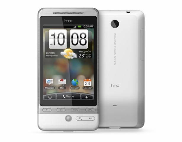 Foto 16: HTC Hero: Flash si Android la bord