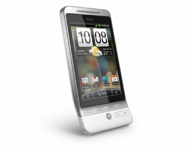 Foto 18: HTC Hero: Flash si Android la bord
