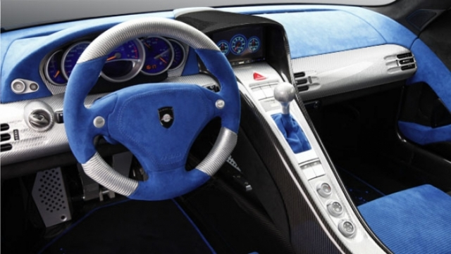 Poza 7: Mirage GT Matt Edition