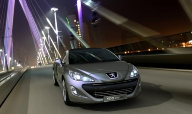 Poza 5: Peugeot 308 RC Z