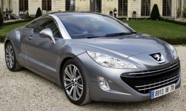 Foto 6: Peugeot 308 RC Z