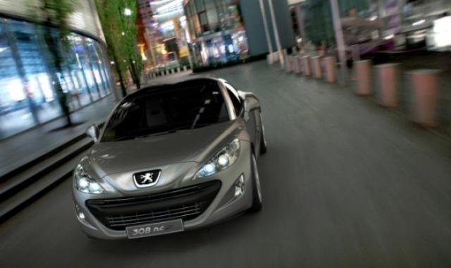 Poza 8: Peugeot 308 RC Z