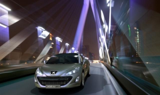 Poza 16: Peugeot 308 RC Z