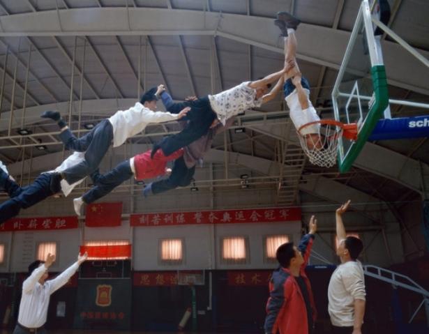Poza 1: Incredibilele imagini ale lui Li Wei
