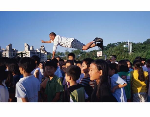 Poza 3: Incredibilele imagini ale lui Li Wei