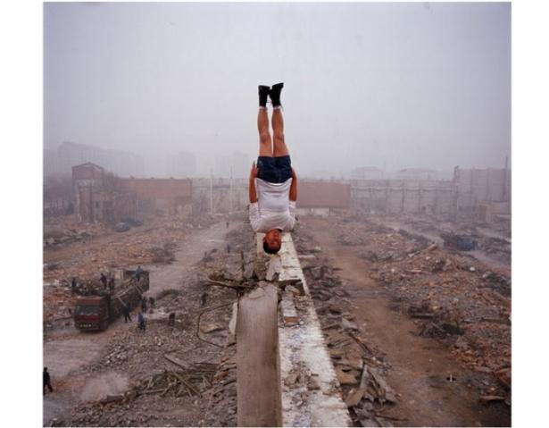 Poza 4: Incredibilele imagini ale lui Li Wei