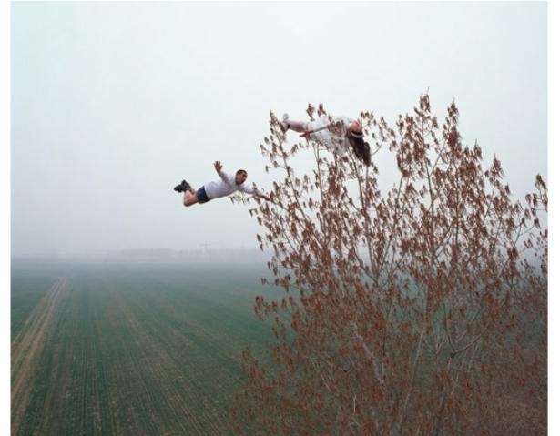 Poza 5: Incredibilele imagini ale lui Li Wei