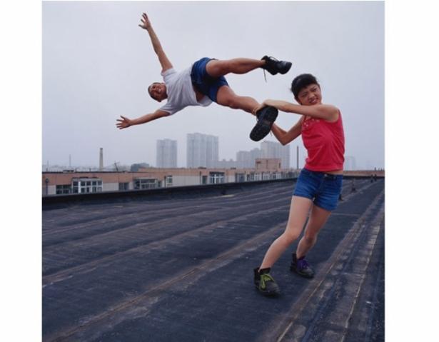 Poza 9: Incredibilele imagini ale lui Li Wei