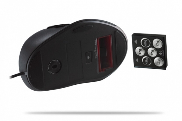 Foto 3: Logitech Gaming Mouse G500