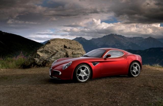 Poza 1: 2009 Alfa Romeo 8c GTA