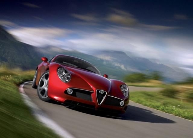 Poza 2: 2009 Alfa Romeo 8c GTA