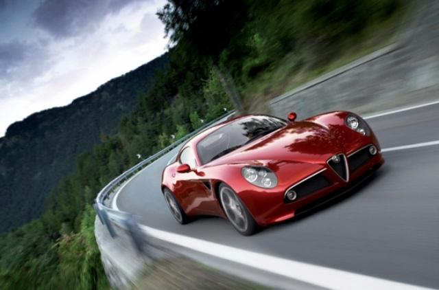 Poza 3: 2009 Alfa Romeo 8c GTA