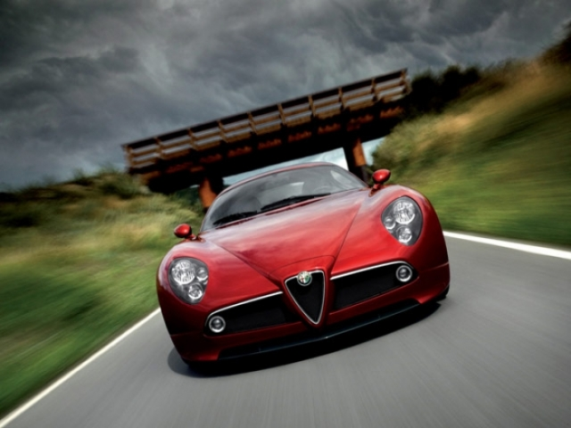 Poza 4: 2009 Alfa Romeo 8c GTA