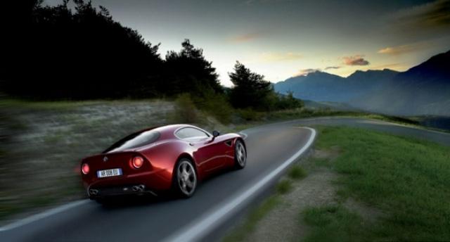 Poza 6: 2009 Alfa Romeo 8c GTA