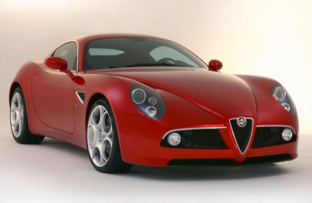 Poza 8: 2009 Alfa Romeo 8c GTA