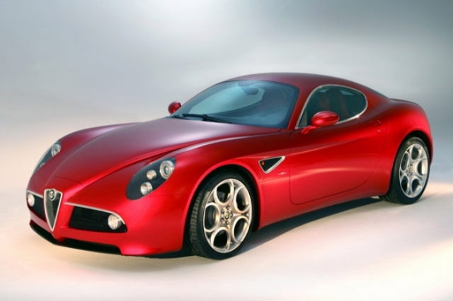 Poza 9: 2009 Alfa Romeo 8c GTA