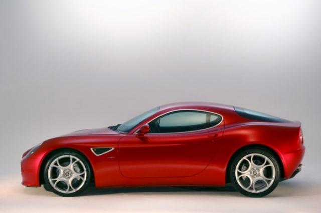 Poza 10: 2009 Alfa Romeo 8c GTA