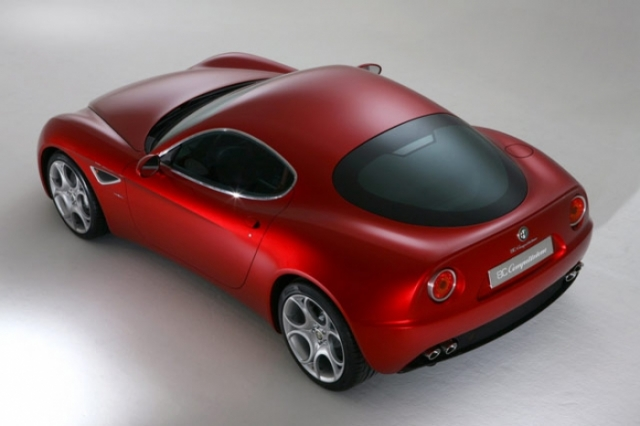 Poza 11: 2009 Alfa Romeo 8c GTA