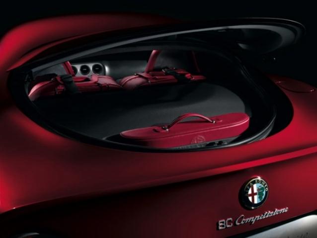 Poza 14: 2009 Alfa Romeo 8c GTA